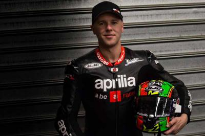 Michael Laverty sustituirá a Melandri desde Sachsenring