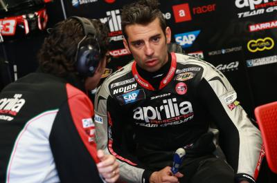 Melandri and Aprilia part ways