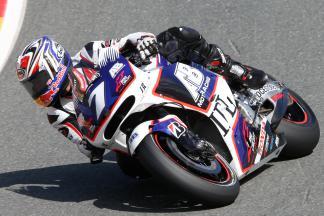 Hiroshi Aoyama, AB Motoracing, German GP FP2