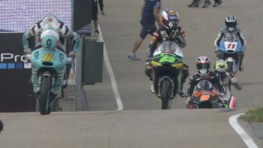 German GP Moto3™ 1. Freies Training