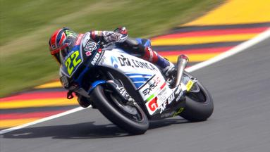 Lowes quickest in Moto2™ FP1