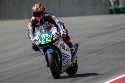 Lowes fastest overall in Moto2™ practice