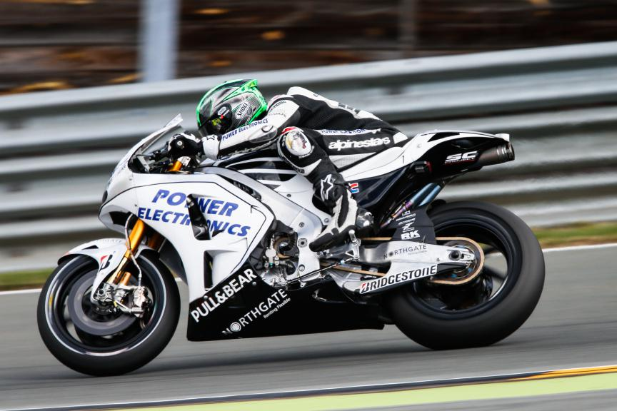 Cal Crutchlow, CWM LCR, German GP FP2