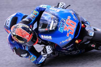 Kallio svetta nelle FP2 del Sachsenring