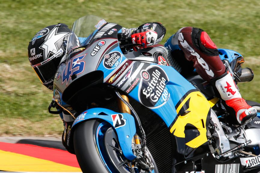 Scott Redding, EG 0,0, Marc VDS, German GP FP2