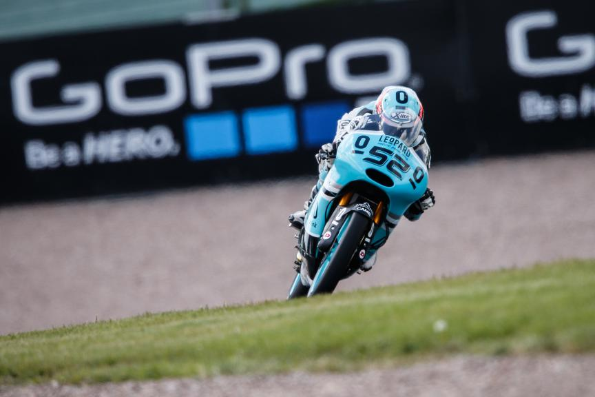 Danny Kent, Leopard Racing, German GP FP2