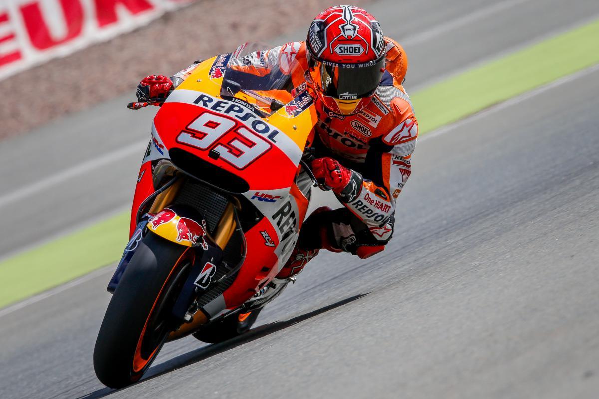 Marquez returns to form at the Sachsenring   MotoGP™