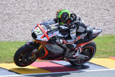 """Laverty: """"I've got a good feeling with the bike"""""""