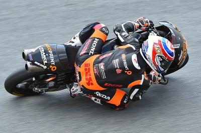 Masbou dans le Top 3 sur les terres du Racing Team Germany