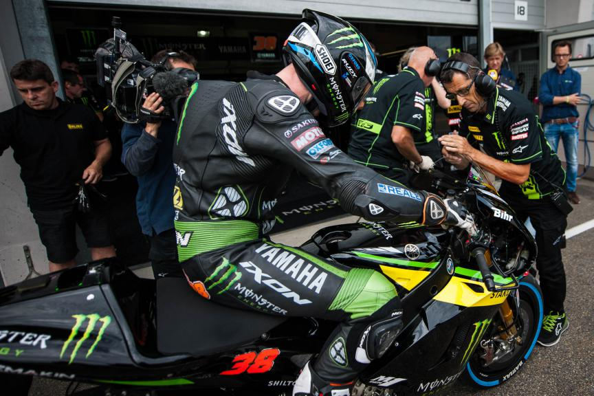 Bradley Smith, Monster Yamaha Tech 3, German GP © 2015 Scott Jones, PHOTO.GP