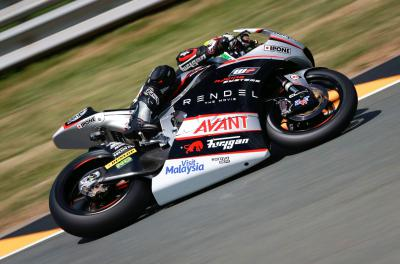 Zarco in pole position al Sachsenring
