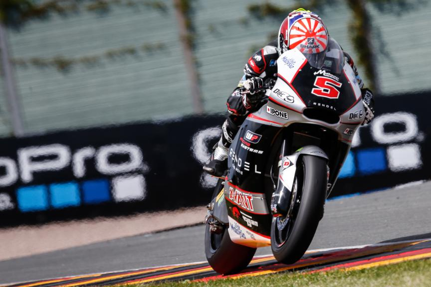 Johann Zarco, Ajo Motorsport, German GP QP