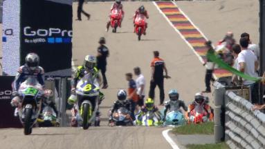 Moto3™クラス‐公式予選