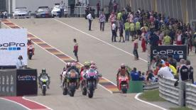 The second Qualifying session of the MotoGP™ World Championship at the #GermanGP.