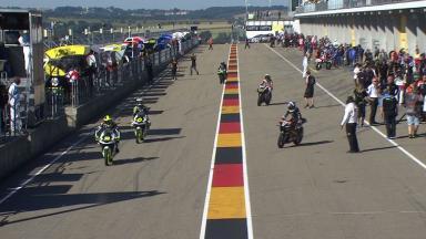 #GermanGP : Moto3™ FP3
