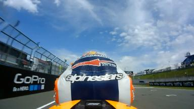 OnBoard Qualifier with Pedrosa