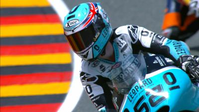 Free Video: la pole di Kent al Sachsenring