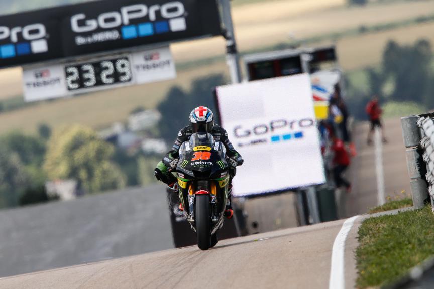 Bradley Smith, Monster Yamaha Tech 3, German GP Q2