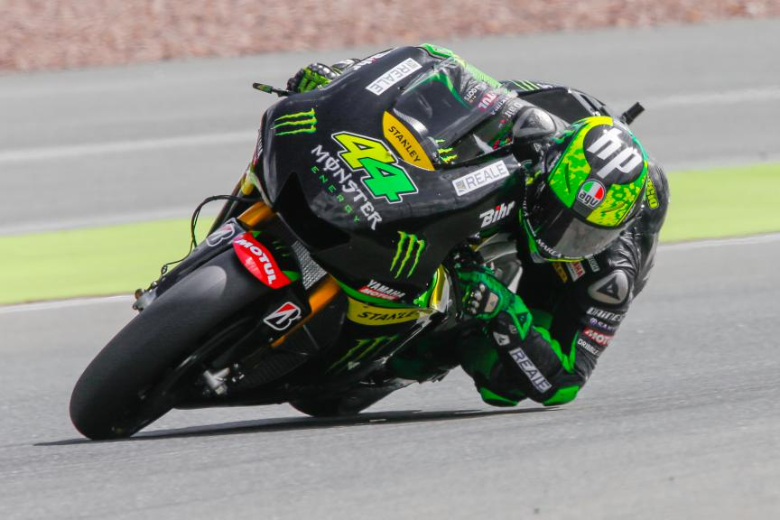 Pol Espargaro, Monster Yamaha Tech 3, German GP Q2