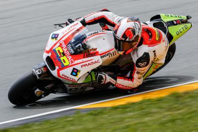 Hernández y Viñales, primeros en la Q1 de MotoGP™