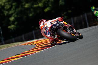 Márquez se impone en la FP4 MotoGP™
