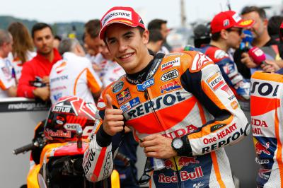 """Marquez: """"I decided that it was best not do any more laps'"""