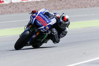 "Lorenzo: ""This isn't the easiest circuit for Yamaha"""