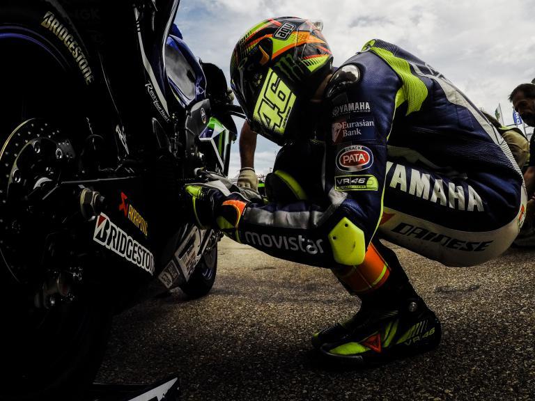 Valentino Rossi, Movistar Yamaha MotoGP, German GP