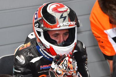 Masbou vise un troisième podium au Sachsenring