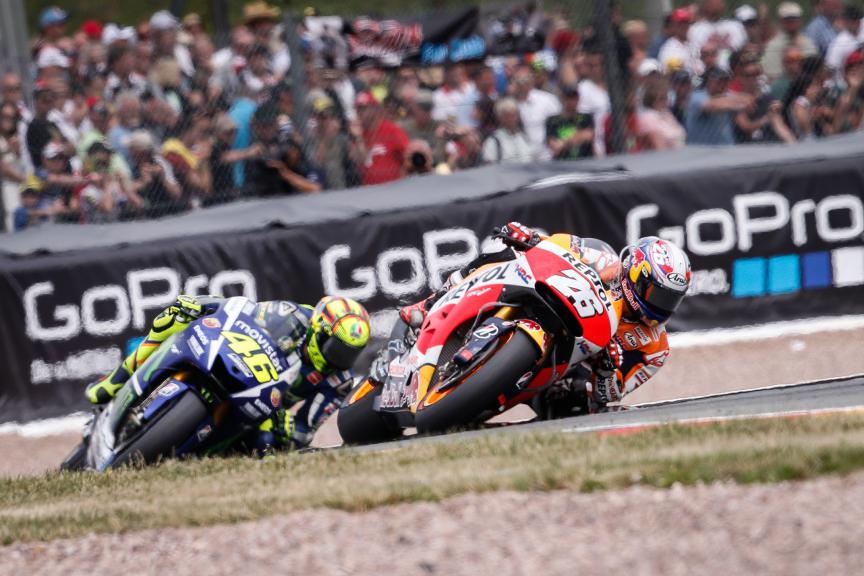 MotoGP Action, German GP RACE