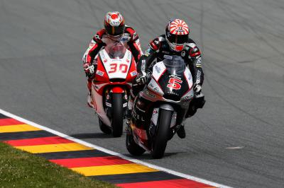 A guide to the #GermanGP Moto2™ race