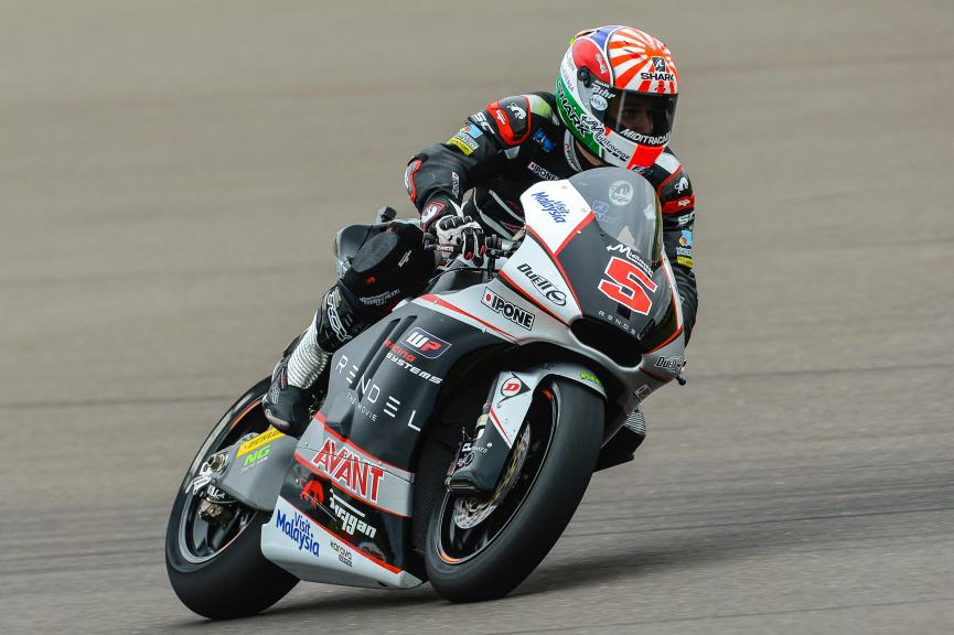 Johann Zarco, Ajo Motorsport, German GP RACE