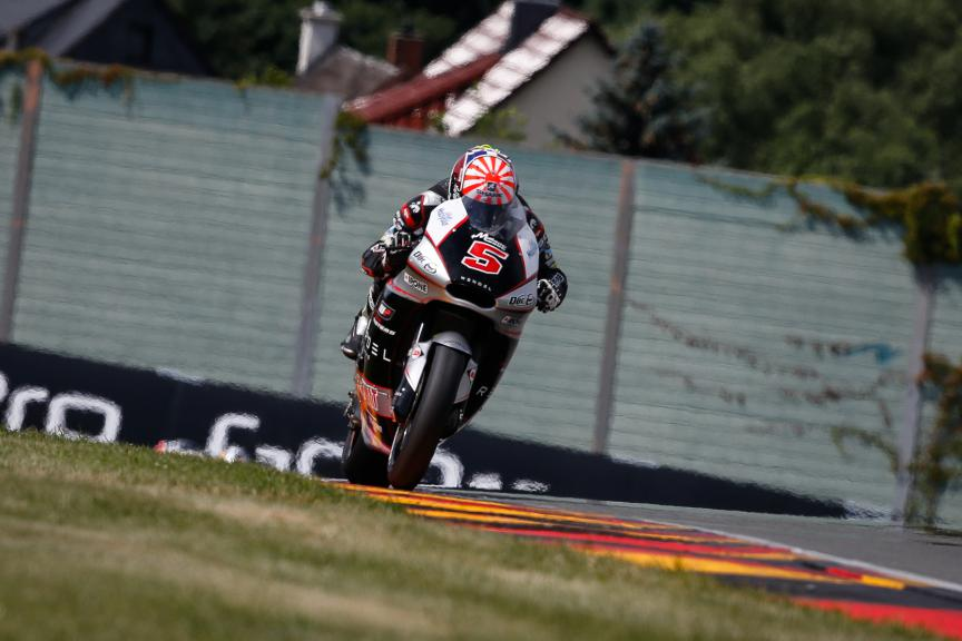 Johann Zarco, Ajo Motorsport, German GP WUP