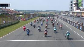 The full race session of the Moto3™ World Championship at the German GP.