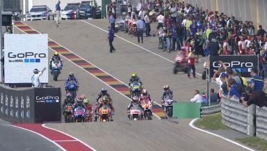 German GP: MotoGP™ Warm Up