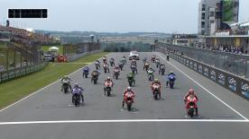 The full race session of the MotoGP™ World Championship at the German GP.