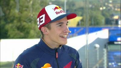 Sky Sport MotoGP HD: Marc Marquez è su 'Top Riders'
