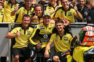 "Rins: ""I knew something like that might happen"""