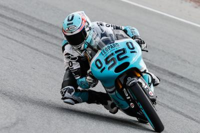 Kent storms to Moto3™ victory in Germany