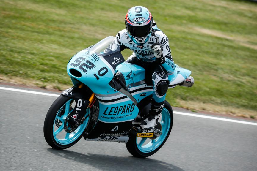 Danny Kent, Leopard Racing, German GP RACE