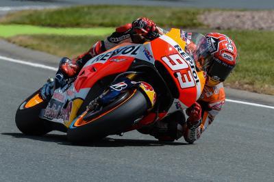 Marquez: 'Un buon risultato prima delle vacanze'