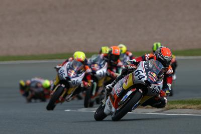 5 wins in a row for Bendsneyder in Sachsenring Race 1