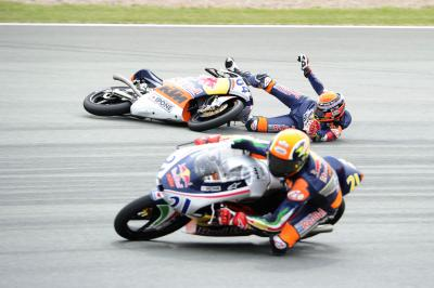 Di Giannantonio beats Bendsneyder's hex in Sachsenring 2