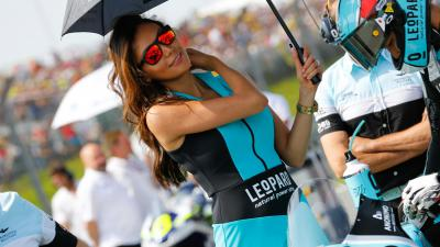 The Paddock Girls of the #GermanGP