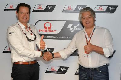 Pramac, sponsor titre du GP d'Australie de 2015