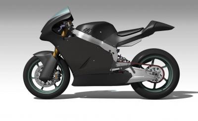 Suter desarrolla su prototipo de Moto2™ para 2016