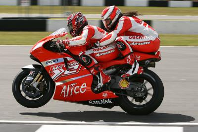 Enjoy the ride of your life on the Ducati Two Seater