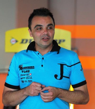 Team JiR Principal Gianluca Montiron Q&A