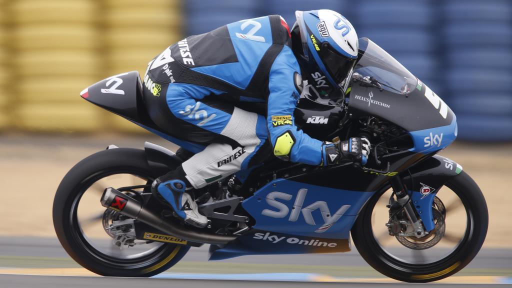season so far - Moto3