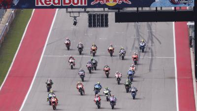 Video Playlist: Relive the Americas GP